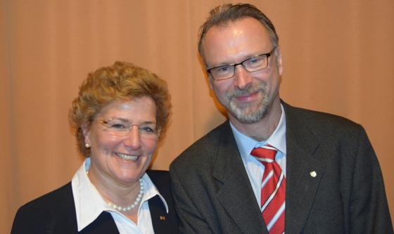 Bild von Hr. Muenter und Fr. Pantel
